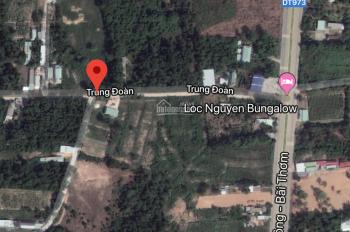 Bán đất lộ Trung Đoàn, Cửa Dương, 543m2 giá đầu tư
