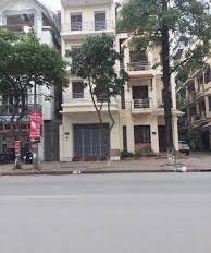 Chính chủ bán nhà 6 tầng mặt phố Nguyễn Khang - 2 mặt tiền