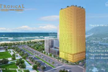 Mở bán căn hộ du lịch Melody Quy Nhơn, tiện ích 5 sao, hồ bơi tràn, CK 3% - 18%, LH: 0902930980