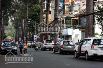 Cần bán nhà mặt tiền Thành Thái, Q10, DT: 5,3x28m, 1 lầu. GPXD: Hầm + 8 lầu