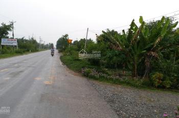 Bán đất huyện Đức Hòa giá rẻ, mặt tiền Tỉnh lộ 823, 517m2 thổ cư 100% giá 2 tỷ 800tr