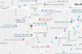 Bán đất khu Ao Sen Tên Lửa, gần Aeon Mall, MT đường Số 30, 5 x 20m, 9.4 tỷ. LH 0978.778.791