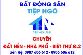 Bán đất An Phú An Khánh: 8x20m, giá 115 tr/m2, sổ đỏ, đường 16m, hotline 0907.606.612