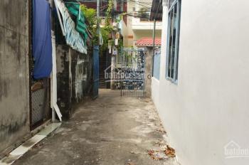 Bán đất hẻm Võ Thị Sáu gần chợ Bình Tân, LH 0704534426