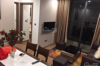Cho thuê CH 45m2, 1PN tòa G1 tầng 19 Vinhomes Green Bay vừa Hoàn thiện đủ nội thất. LHTT 0972217829
