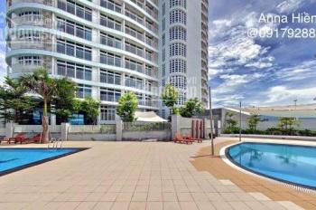 Bán căn hộ Azura 1PN, view sông, full nội thất, tầng 9, cho thuê tốt, giá 3,3xx tỷ. 0917928828