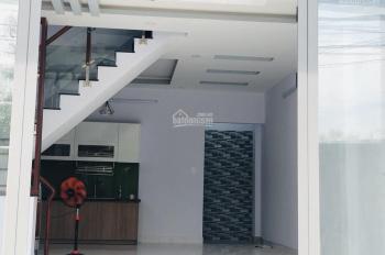Bán nhà mới xây HXH trệt, 1 lầu, đường Đào Sư Tích, gần UBND xã Phước Lộc