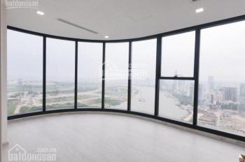 Cho thuê căn hộ cao cấp 3PN, nội thất dính tường 121m2 Vinhomes Ba Son, lầu 19 0977771919