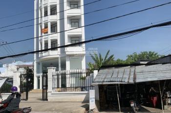 Cho thuê tòa nhà mặt tiền Lê Văn Lương, Nhà Bè, XD trệt, lửng, 4 lầu có sân thượng