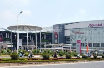 Chính chủ bán mảnh đất 72m2 - Mặt tiền 6m - Mặt đường 2 ô tô to tránh nhau, đối diện Aeon Mall