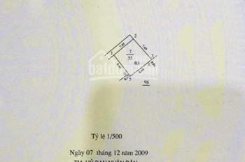 Chung cư mini 4 tầng Phùng Khoang, Nam Từ Liêm 60m2, mt 7m, 8 phòng cho thuê doanh thu 15 tr/th