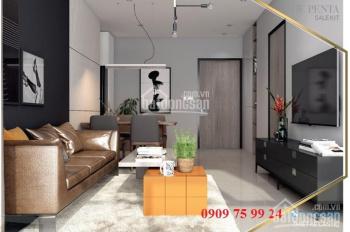 Cần bán căn hộ Penta view ngay MT Hoàng Hoa Thám, quận Bình Thạnh, 2PN, căn góc