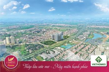 Chung Cư Thăng Long Capital giá ưu đãi hỗ trợ vay tới 40%, chiết khấu tới 5%