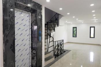 Hàng độc! Nhà ở kết hợp văn phòng cho thuê, 5,5 tầng thang máy cực đẹp sân ôtô, MT đường Số 28, SH