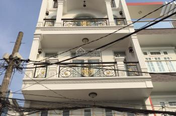 Bán nhà hẻm 46 Trần Văn Ơn, hẻm thông 4m, diện tích 5m*18m, kết cấu 1 trệt 2 lầu + ST, giá 6,1 tỷ