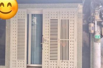 Cho thuê nhà Nguyên căn HXH 60/ đường Lý Chính Thắng, Phường 8, Quận 3 DT: 6x7m. Xây mới 1 trệt