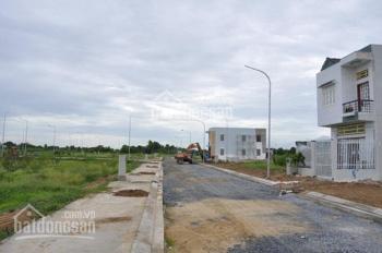 Bán gấp lô đất thuộc KDC Vĩnh Phú 1, gần BV Hạnh Phúc, Vũ Kiều, 12tr/m2, dt 100m2, SHR, 0799812952