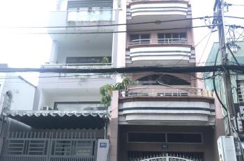 Bán nhà mặt tiền đường Hồng Bàng - Ngô Quyền, P16, Q11, DT: 4,5mx24m, 3 lầu, giá 23,5 tỷ vỉa hè 8m