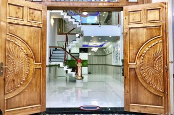 Bán nhà Gò Vấp chính chủ 5m x 16m, đúc trệt lửng 3 lầu 5PN Quang Trung, phường 11, quận Gò Vấp