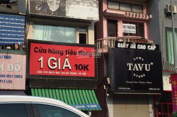 Cho thuê nhà MP Sơn Tây, 30m2 x 3 tầng, MT 4.2m, giá: 15tr/th, LH: 0836309999