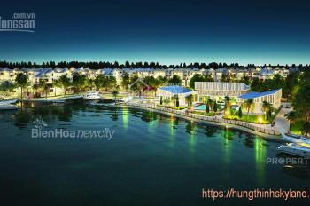 Hot hot! Kẹt tiền bán gấp đất nền Biên Hòa New City, giá tốt cho khách đầu tư, LH: 0909.505.752