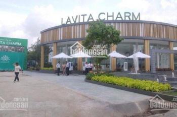 Chính chủ cần bán căn hộ Lavita Charm, 68m2/2PN/1,7 tỷ, thanh toán 38%. LH: 0909501237