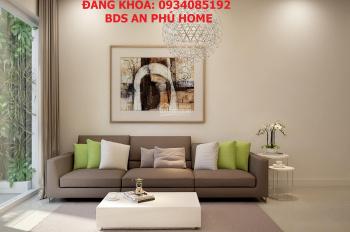 Cho thuê biệt thự Thảo Điền 10x11m, 1 trệt, 2 lầu, 3PN giá chỉ có 34 triệu