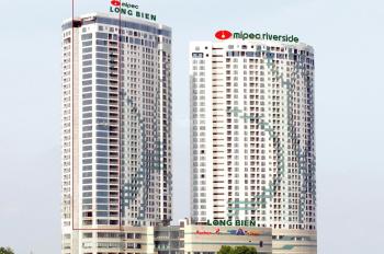 Chính chủ anh tôi bán căn A02 Mipec Riverside Long Biên tầng cao đẹp. Giá 5.55 tỷ