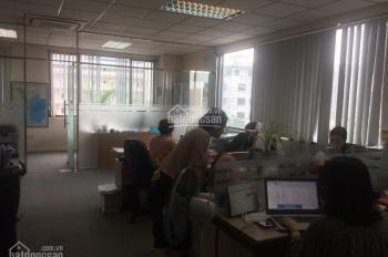 Cho thuê văn phòng Ford Thăng Long 105m2, hai mặt view thoáng đẹp, đã chia phòng, có đủ bàn ghế