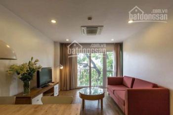 Cho thuê nhà riêng Hồ Ba Mẫu 30m2 x 4 tầng, mặt tiền 4m view hồ tuyệt đẹp, giá 13 tr/th