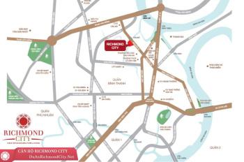 Chính chủ tôi cần bán căn hộ Richmond 2PN và căn officetel, giá tốt, LH: 0903989040