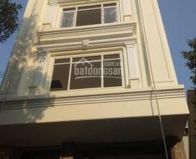 Cho thuê nhà mặt phố Trần Đại Nghĩa, diện tích 115m2, 7 tầng. LH: 0989.604.688