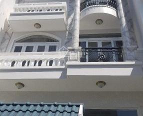 Nhà cao cấp DT: 6*16,5m đúc 3.5 tấm gồm 4PN, 5WC hẻm 1 sẹc Phan Huy Ích, phường 12, giá 9 tỷ 500