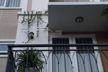 Cho thuê nhà phố liền kề Lovera Park 1 trệt 2 lầu full nội thất, khu dân cư Phong Phú 4 Bình Chánh