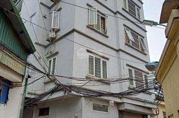 Cho thuê tầng 1 làm văn phòng hoặc cửa hàng kinh doanh tại tòa nhà 6 tầng phố Hạ Yên