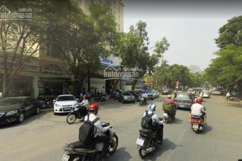 Bán mảnh đất phố Trần Hưng Đạo 115m2, MT 5.2m, ngõ ô tô, đã có GPXD tòa nhà