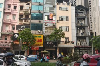 Cho thuê nhà mặt phố Lạc Trung, diện tích 60m2 * 5T, 45 triệu/tháng