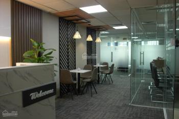 Cho thuê dịch vụ văn phòng làm việc trọn gói tại CCB tầng 11 Việt Á Duy Tân. Liên hệ 090.234.8669
