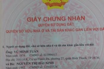 Bán căn hộ chung cư Mỹ Long  đường 18 Phạm Văn Đồng, P. Hiệp Bình Chánh, Q. Thủ Đức
