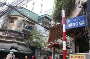 Cho thuê mặt bằng phố cổ Hà Nội, 26m2 Hàng Gà, giá 22 triệu/tháng