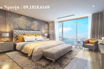 Bán chung cư 34T - Hoàng Đạo Thúy tầng trung rất đẹp DT 130m2, 3 ngủ nội thất đẹp giá cực rẻ
