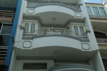 Nhà chính chủ cần bán nhà mặt tiền Nguyễn Chí Thanh, DT 3.83 x 17m, trệt 3 lầu + lửng, giá rẻ