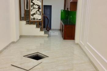 Bán nhà phố Định Công Thượng, SĐCC, 35m2, 5 tầng, 3 phòng ngủ, về ở ngay