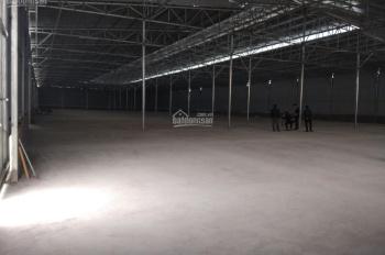 Chính chủ cho thuê kho xưởng từ 500m2 đến 5000m2 tại cảng nội địa ICD Dương Xá, Gia Lâm, Hà Nội