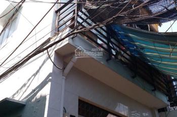 Bán nhà hẻm 205 Huỳnh Tấn Phát, phường Tân Thuận Đông, q7, DT 4x8m, SHR