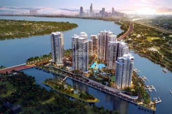 Chính chủ bán gấp căn 3 phòng ngủ, 117m2, dự án Đảo Kim Cương, view trực diện sông Sài Gòn