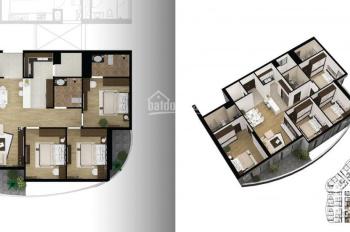 Bán căn góc 01, 08 chung cư N01T8 Ngoại Giao Đoàn 134.6m2 - 136.6m2 từ 33,5tr/m2. LH 0983638558