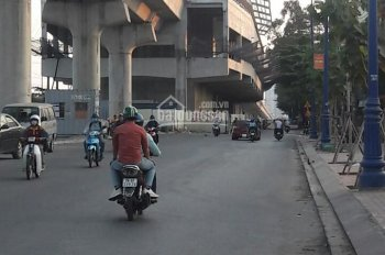 Bán đất 7x18m, 417 Nguyễn Văn Bá, ngã tư ga Metro Bình Thái giá 10.7 TL, LH 0906 973 796