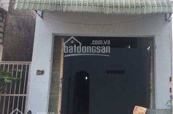 Nhà có sổ hồng riêng 4x8, hẻm 1 sẹc Hương Lộ 2 - Giá 2,15 tỉ