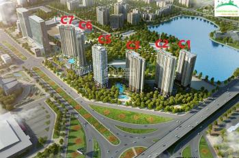 BQL Vinhomes D'Capital cho thuê căn shop trong TTTM C6 - 7 và các căn shop đẹp nhất tại C3 - 5